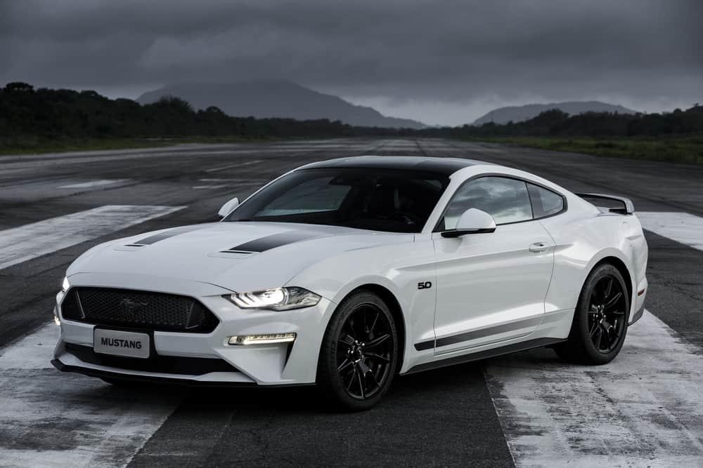 Mustang Sombra Negra puxa a fila de lançamentos da Ford em 2020