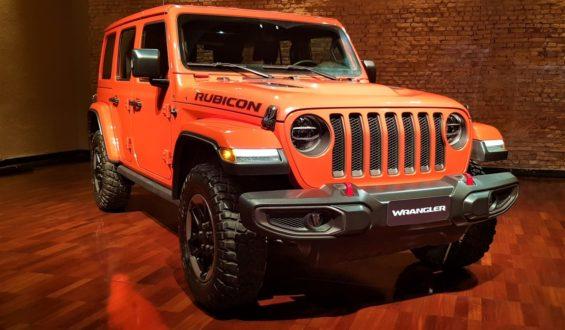 Vendas no Brasil levam Jeep ao maior mercado de SUVs fora dos EUA
