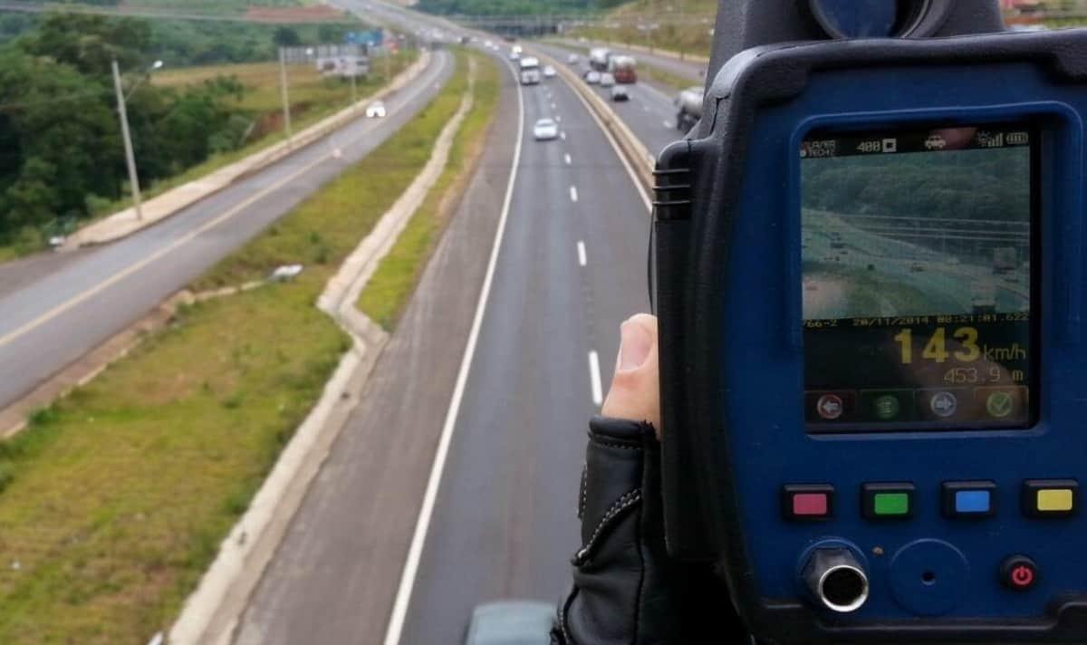 Fique atento! Radar móvel volta às estradas nesta segunda (23)