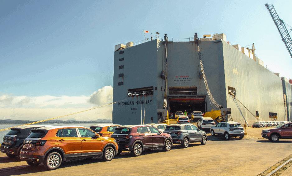 Líder no Brasil em exportações, Volkswagen dribla crise com novos mercados