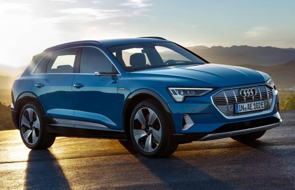 Audi e-tron SUV elétrico no Brasil