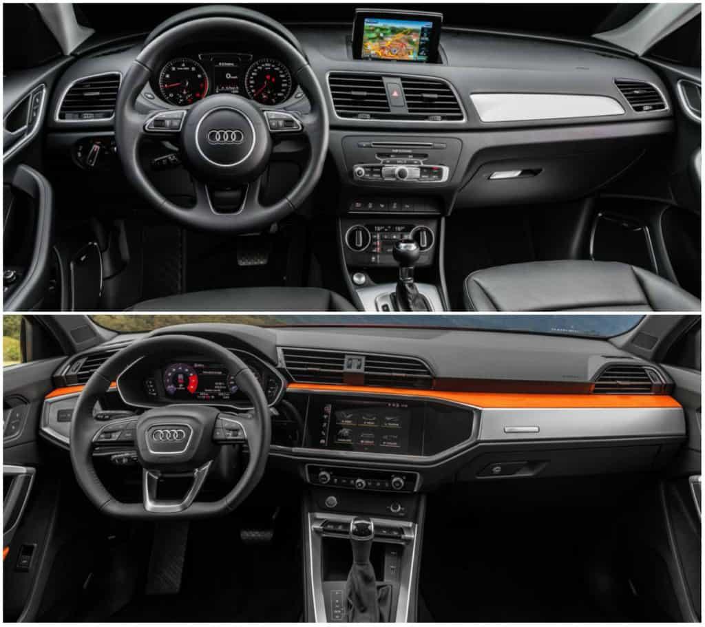 Audi Q3 Estreia Nova Geracao Para Brigar Com Volvo Xc40 E Bmw X1