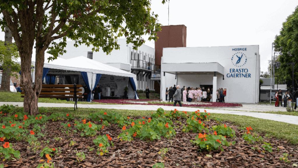 Volkswagen inaugura hospital casa para tratamento do câncer