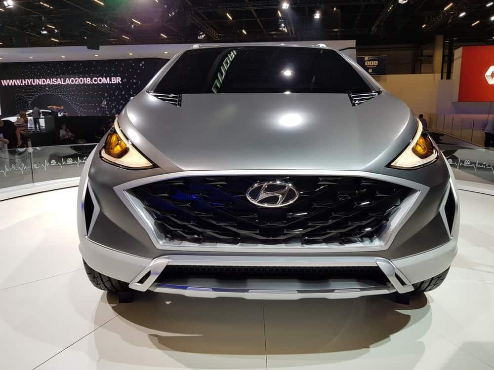 Hyundai expõe no Salão São Paulo