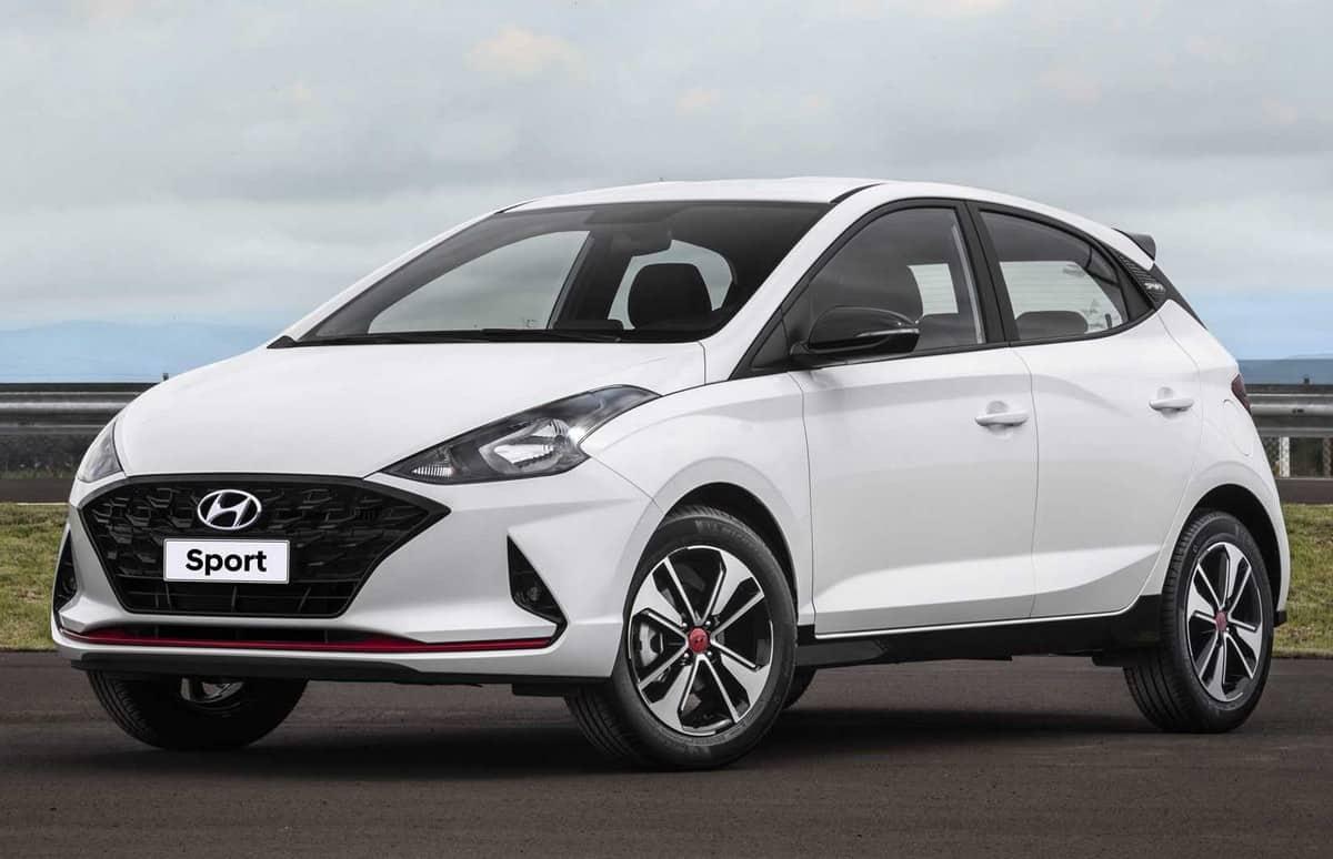 Hyundai lança HB20 Sport