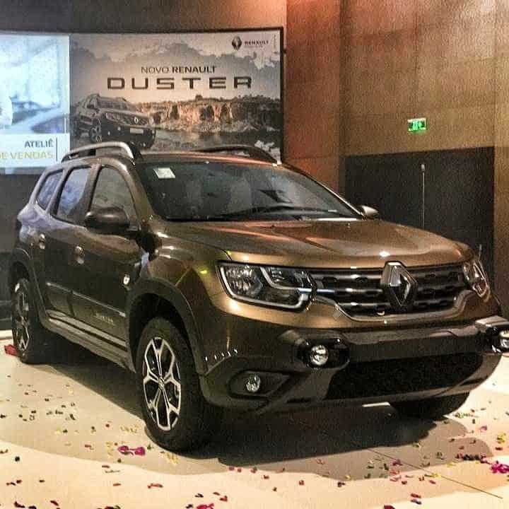 Novo Renault Duster é revelado