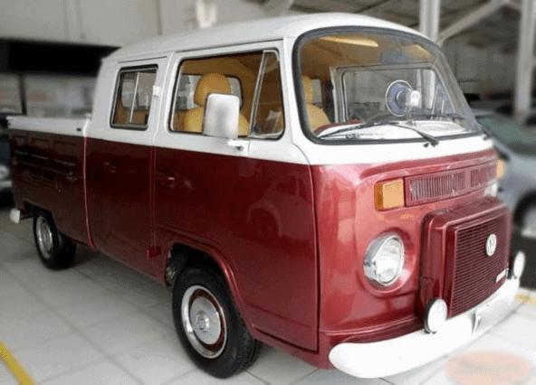 Volkswagen Kombi picape 1981