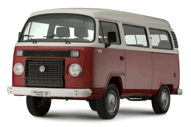 Volkswagen Kombi Edição 50 anos