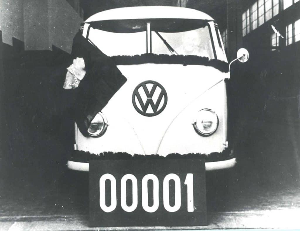 Volkswagen Kombi produção Brasil