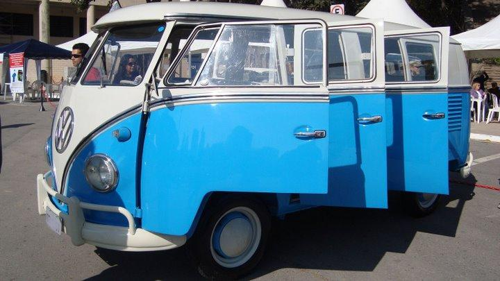 Volkswagen Kombi seis portas
