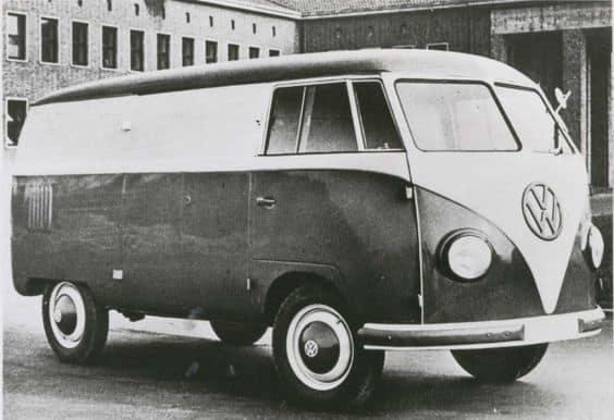 Volkswagen Kombi Transporter 1950