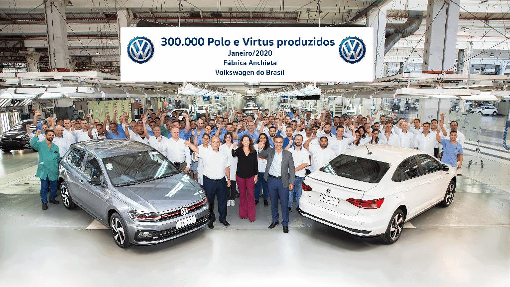 Volkswagen Polo Virtus