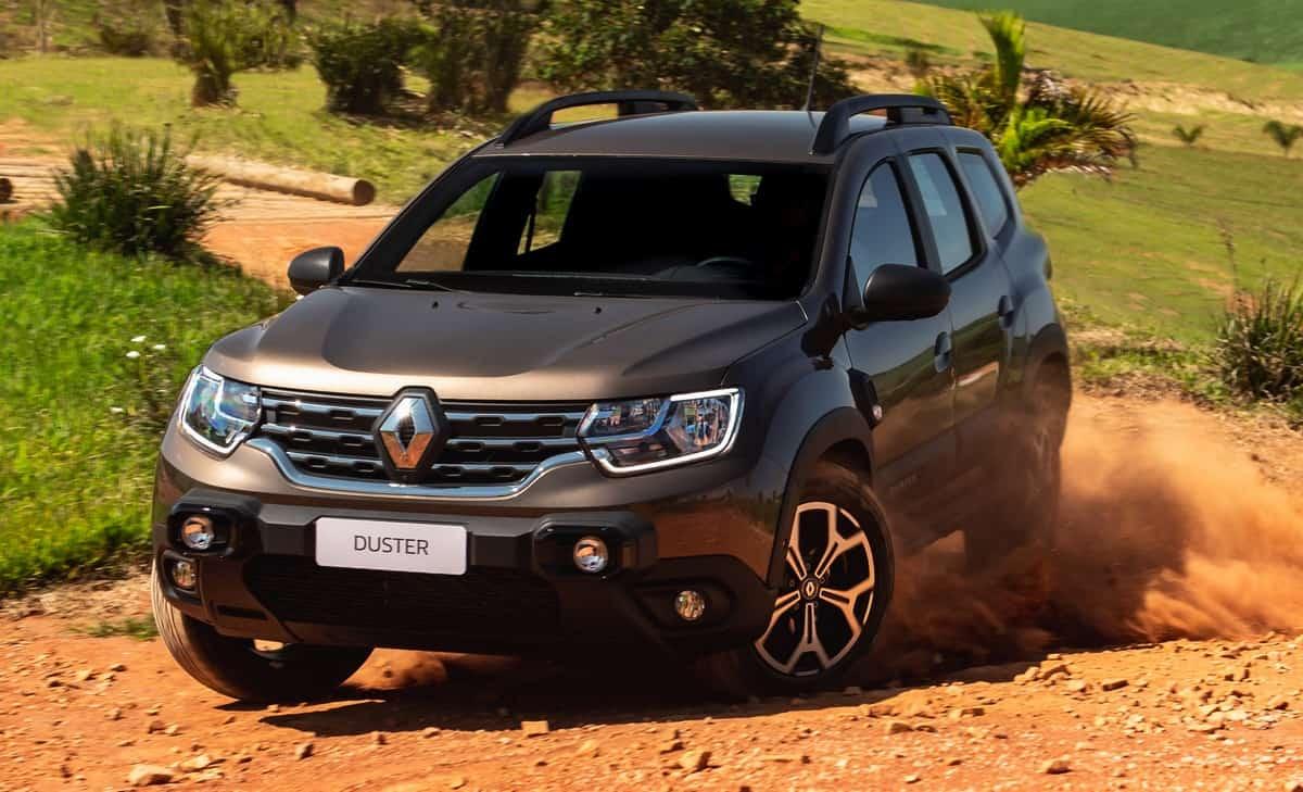 Novo Renault Duster SUV