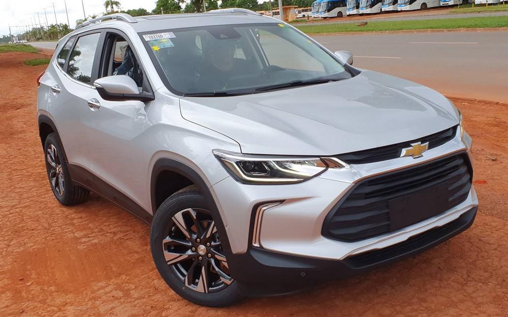 Chevrolet Tracker nova geração