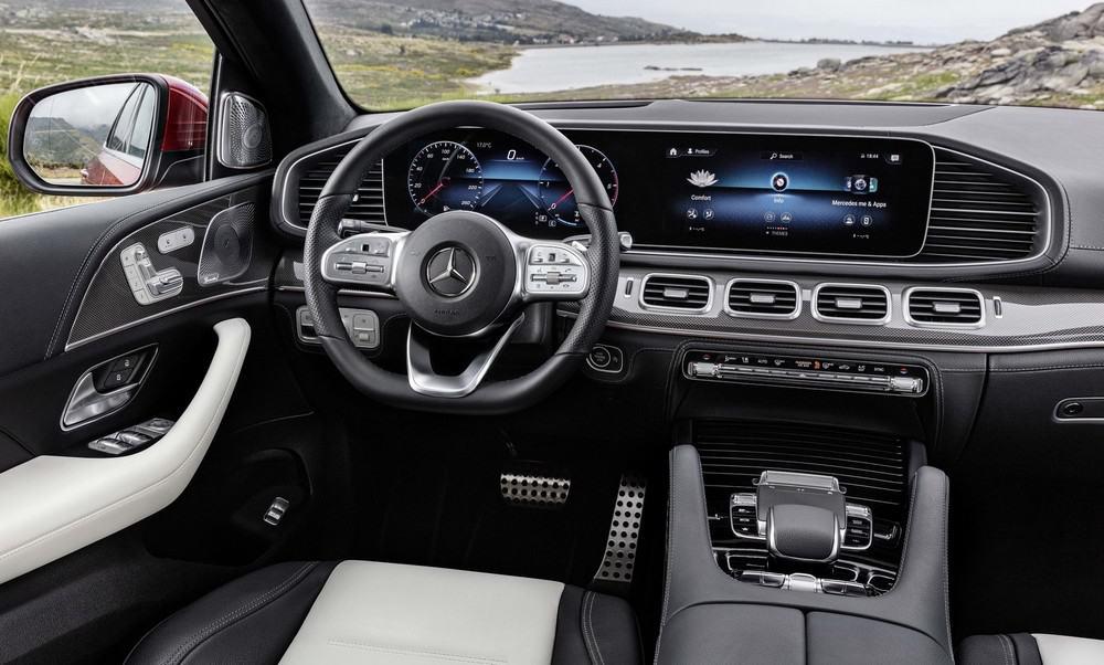 Mercedes-Benz GLE SUV cupê