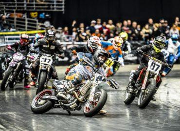 Time Flat Track Brasil disputa principal competição da categoria no mundo