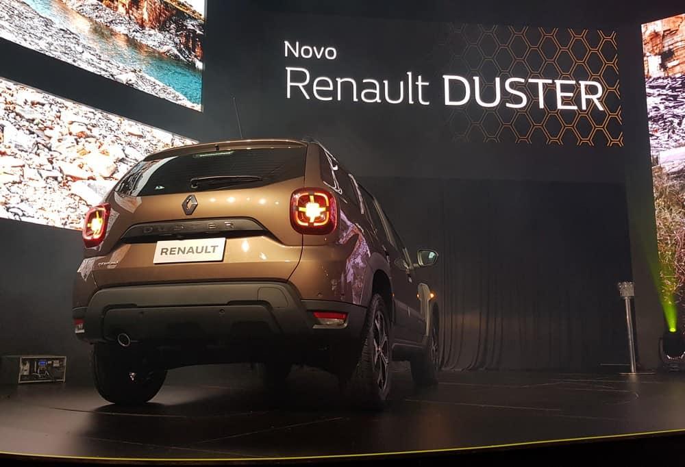 Renault Duster novo SUV