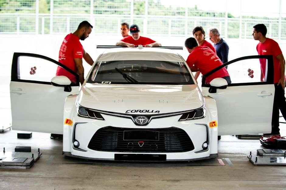 Stock Car Brasil 2020 testes Velo Città
