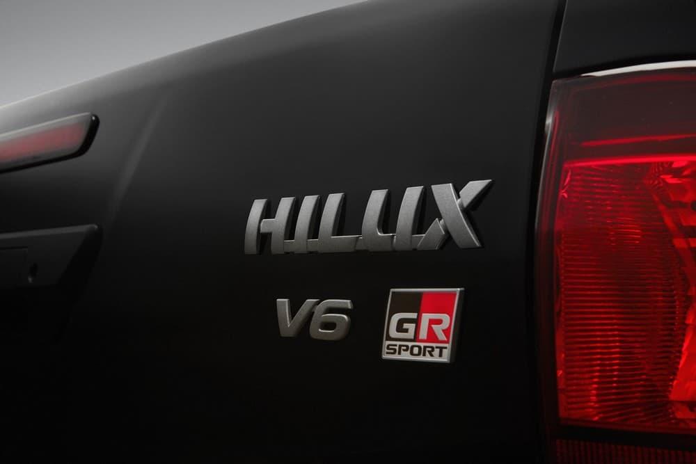 Toyota Hilux V6 GR Sport