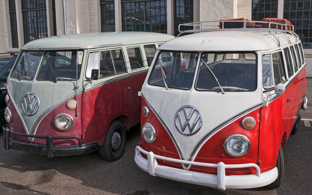 Volkswagen Kombi Dia Mundial