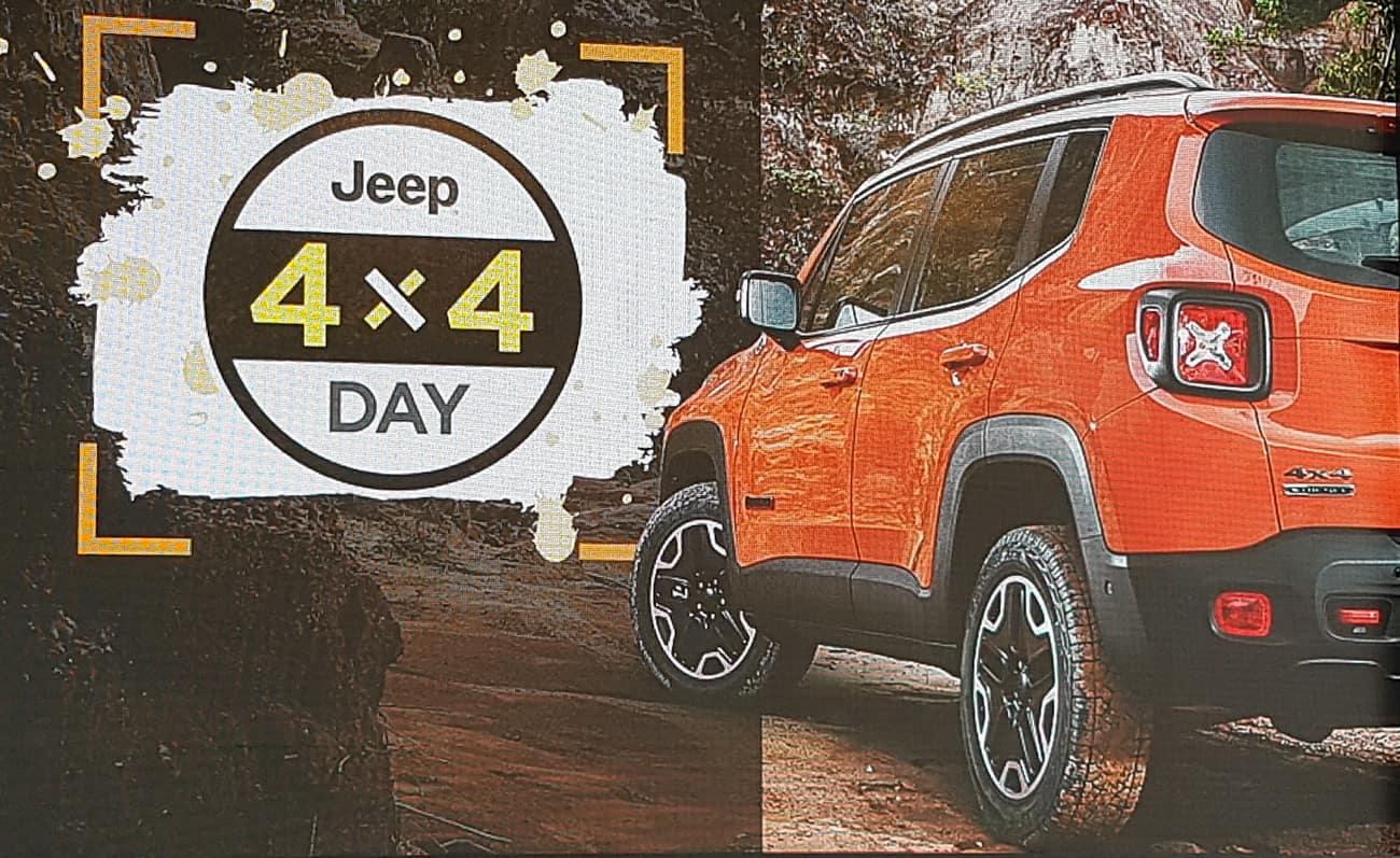 Jeep Day 4×4: das trincheiras da 2.ª Guerra para as trilhas e garagens pelo mundo