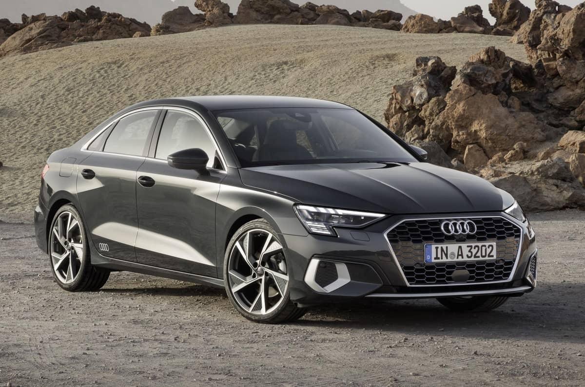 Audi A3 Sedan nova geração