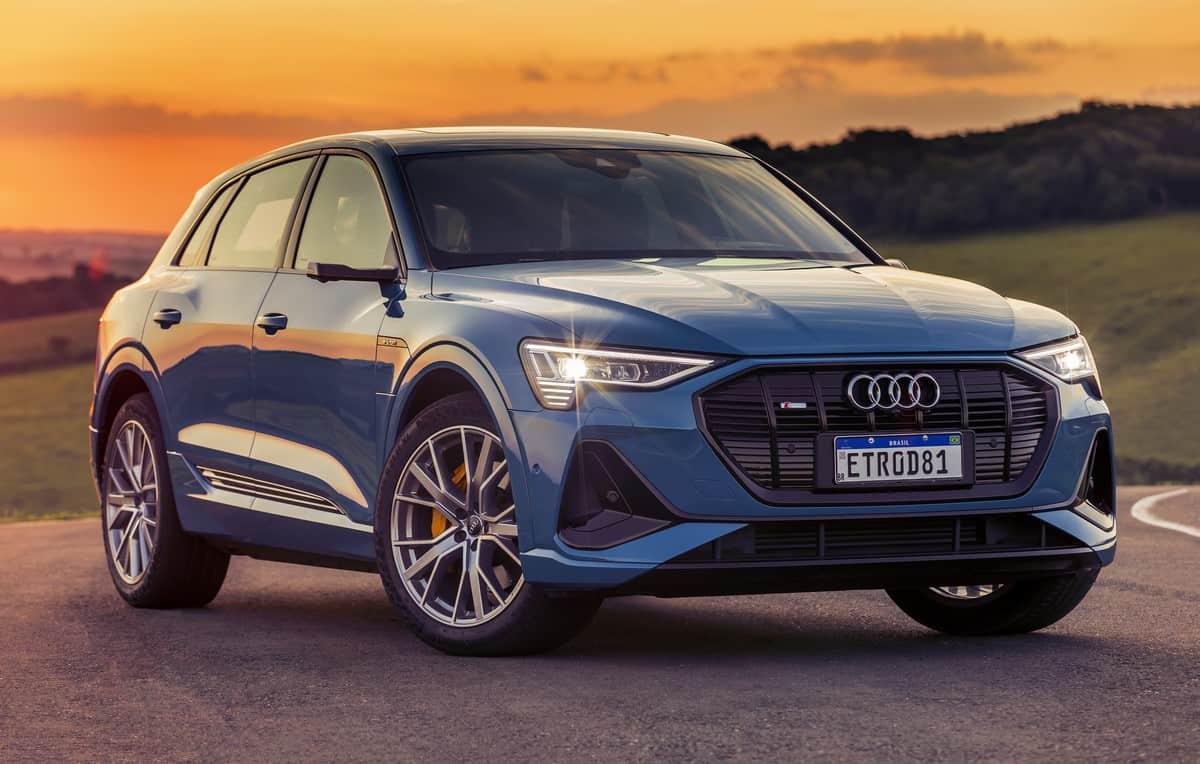 Audi e-tron SUV elétrico