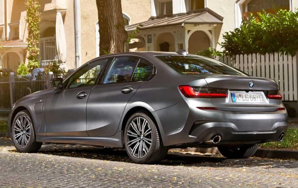 BMW Serie 3 330e híbrido