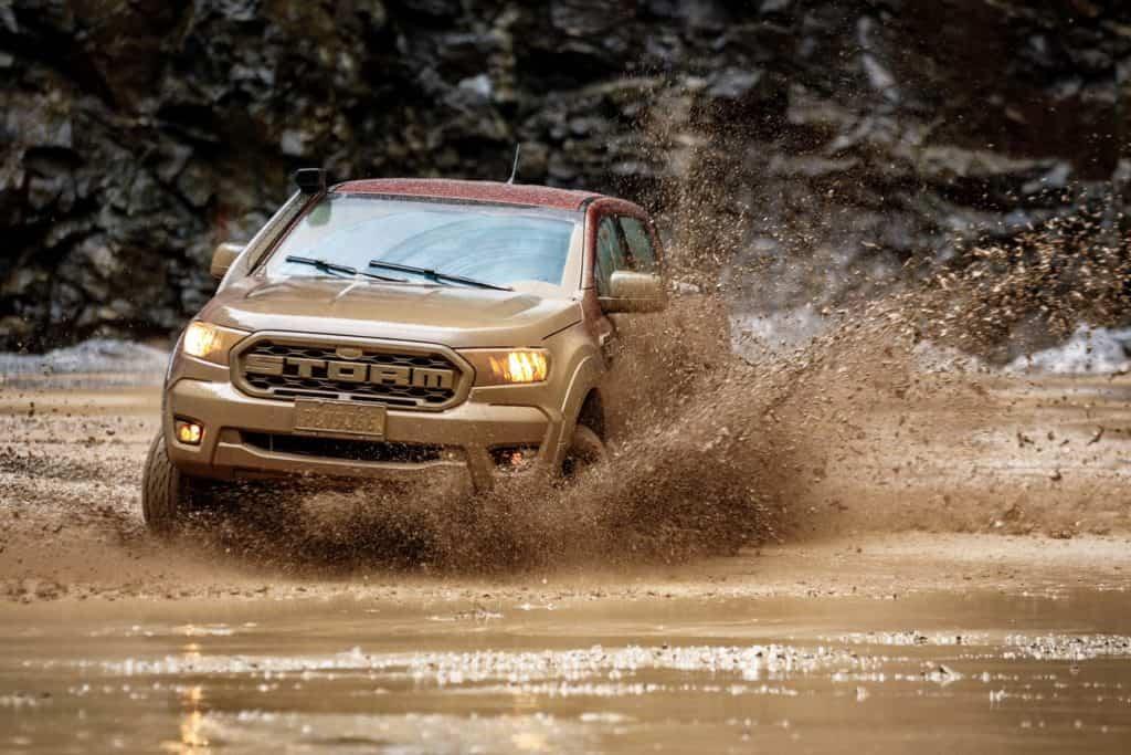 Ford Ranger Storm picape