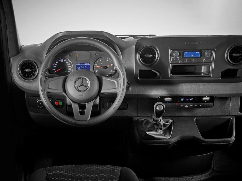 Mercedes-Benz Sprinter Van Passageiro