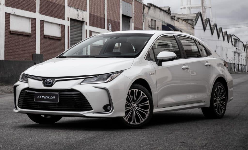 Toyota Corolla Híbrido 1.8