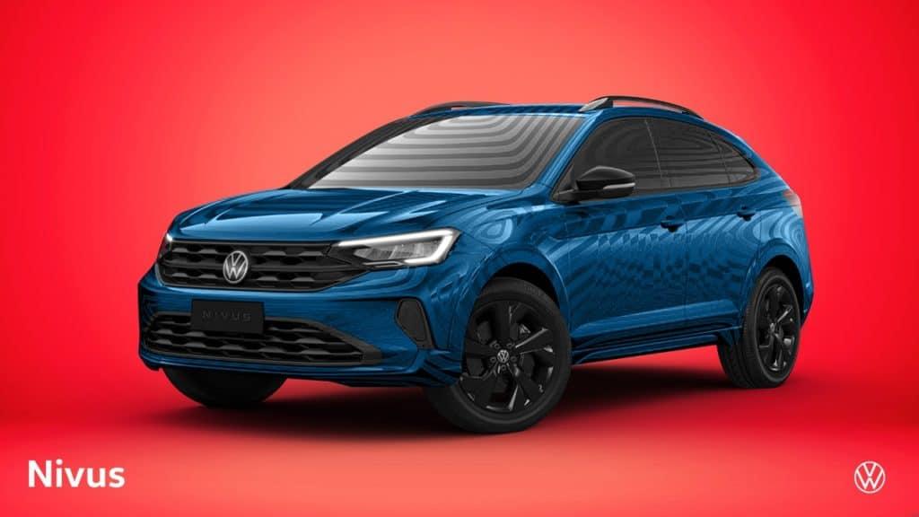 Volkswagen Nivus crossover cupê