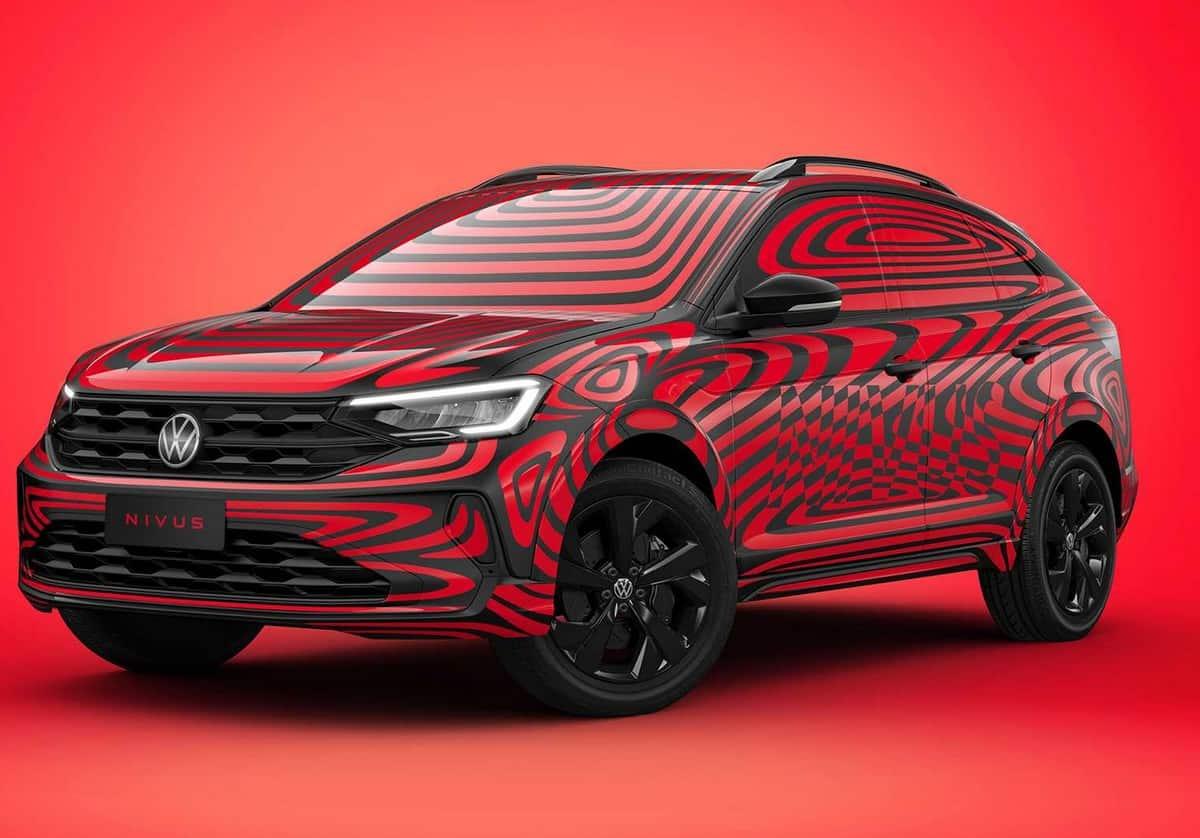 Em junho: VW Nivus freia sozinho e tem porte maior que o T-Cross