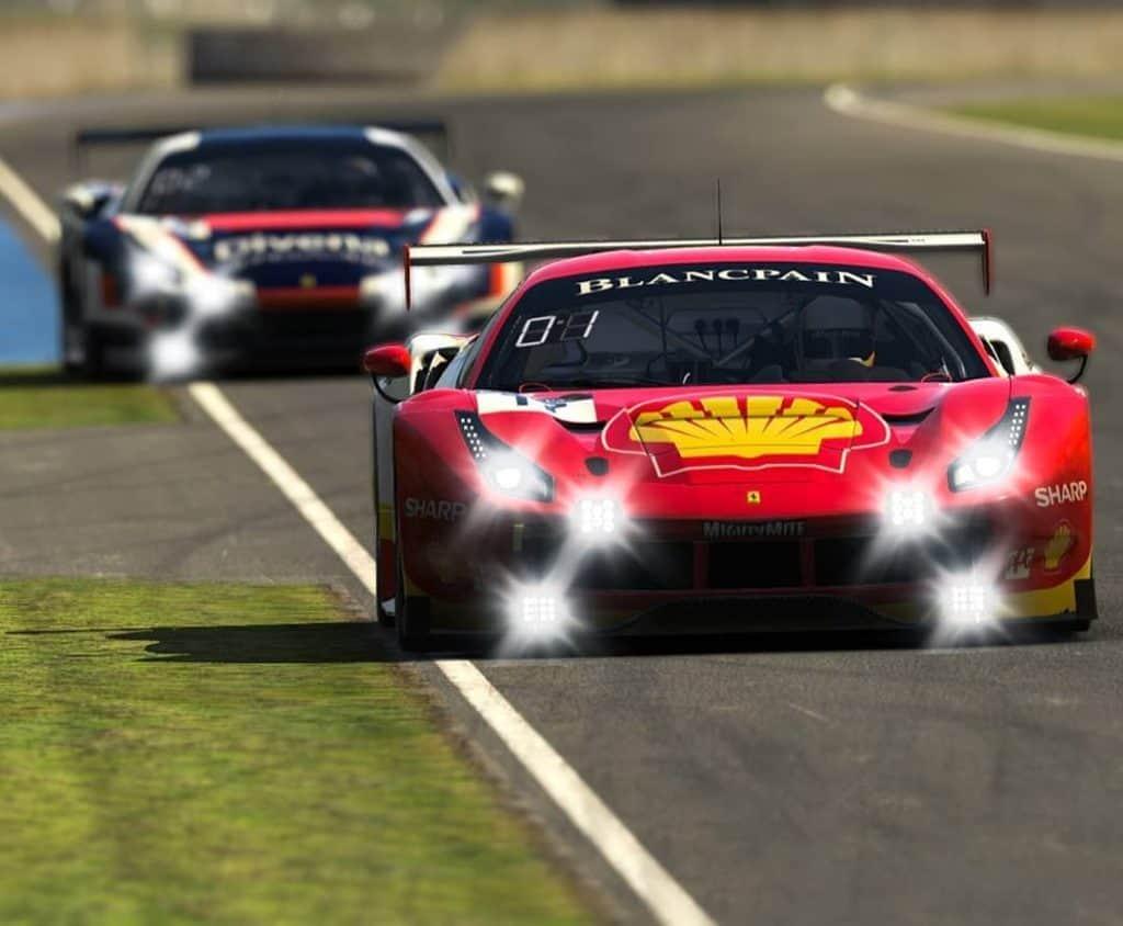24 horas de Le Mans virtual
