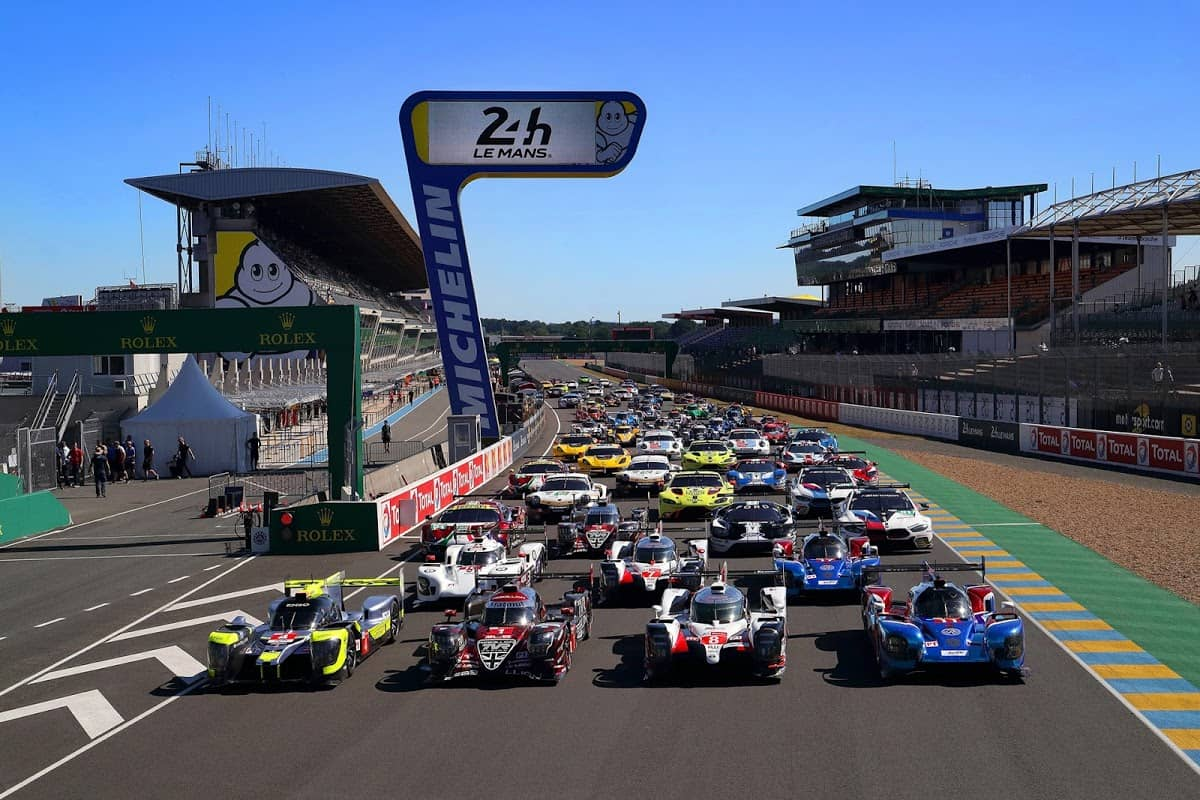 24 horas de Le Mans virtual