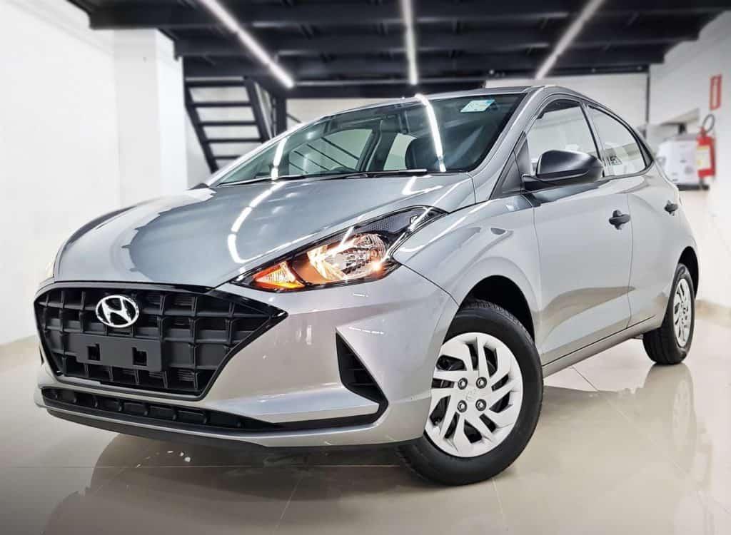 Hyundai HB20 1.0 hatch