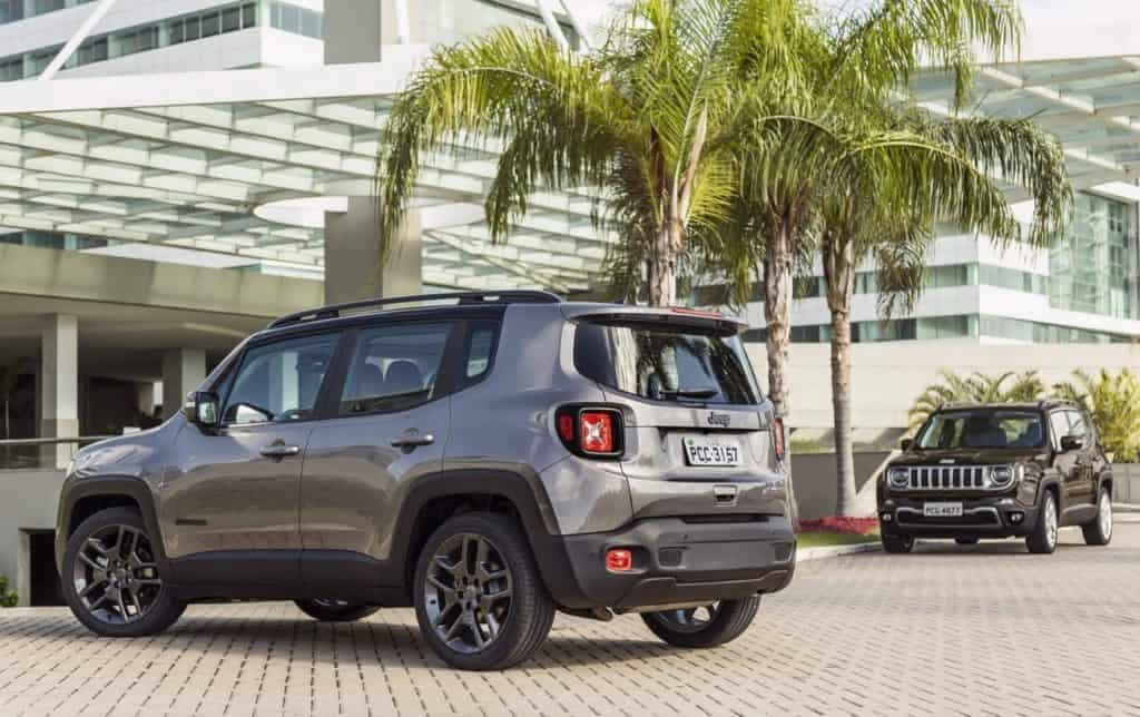 Jeep Renegade isenção PCD
