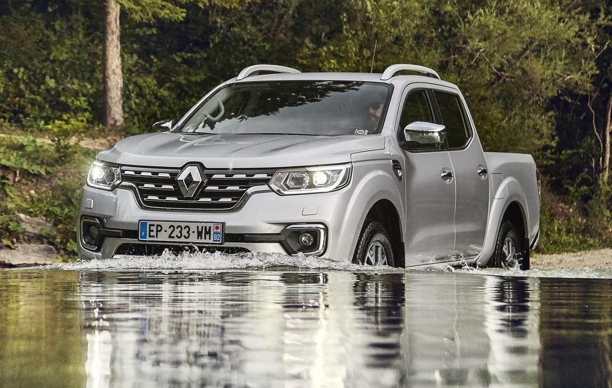 Renault Alaskan picape média
