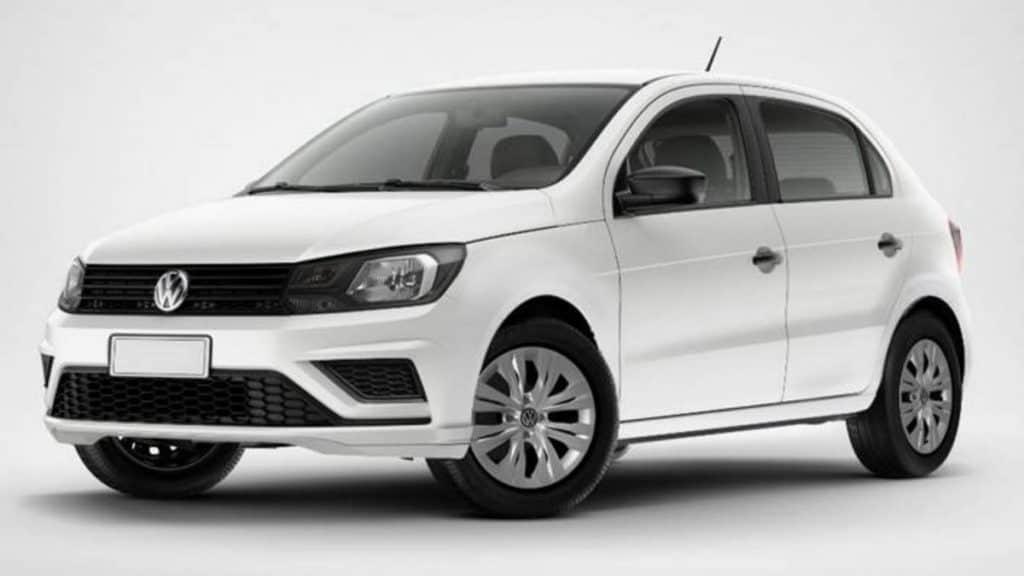 Volkswagen Gol 1.0 hatch