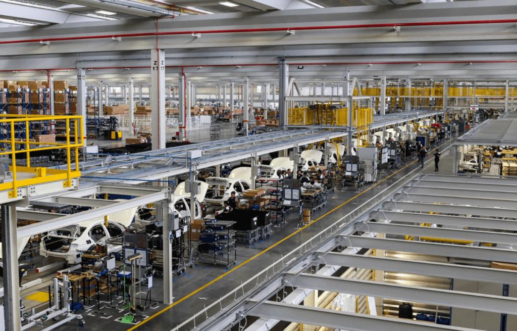 Fábrica BMW Araquari