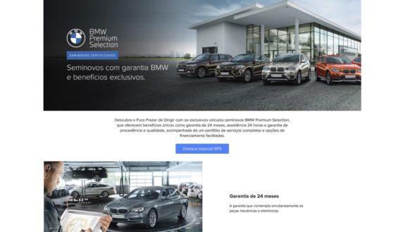 Pioneira: BMW começa a vender carros no Mercado Livre