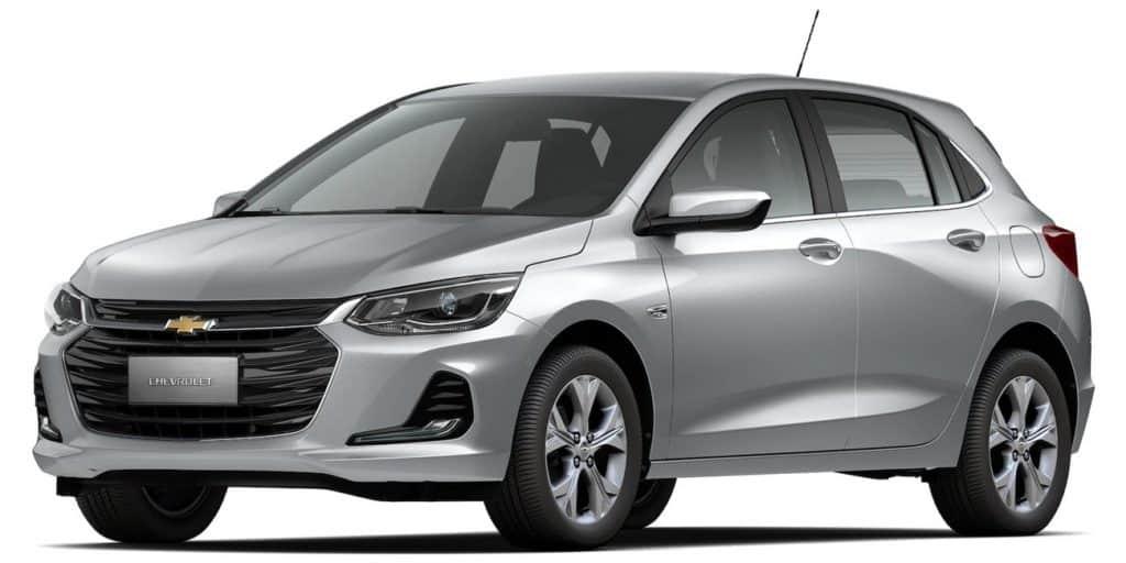 Chevrolet Onix 1.0 LT hatch