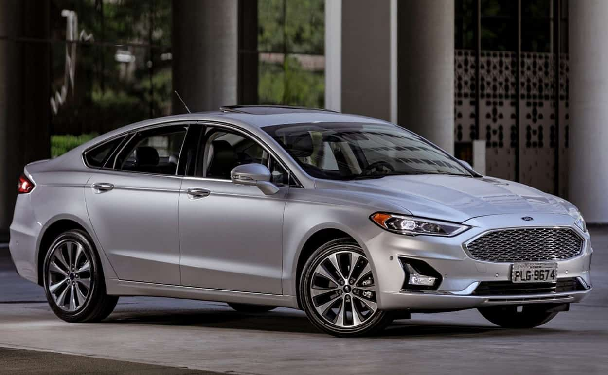 Ford Fusion sedã 2019
