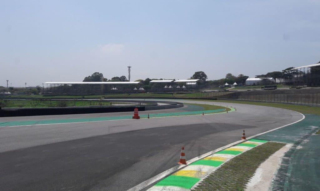 Autódromo de Interlagos, em São Paulo