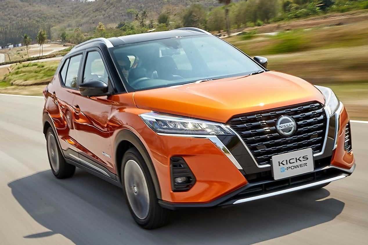 Nissan revela novo Kicks, que ganha motor híbrido e estreia em 2021 no Brasil
