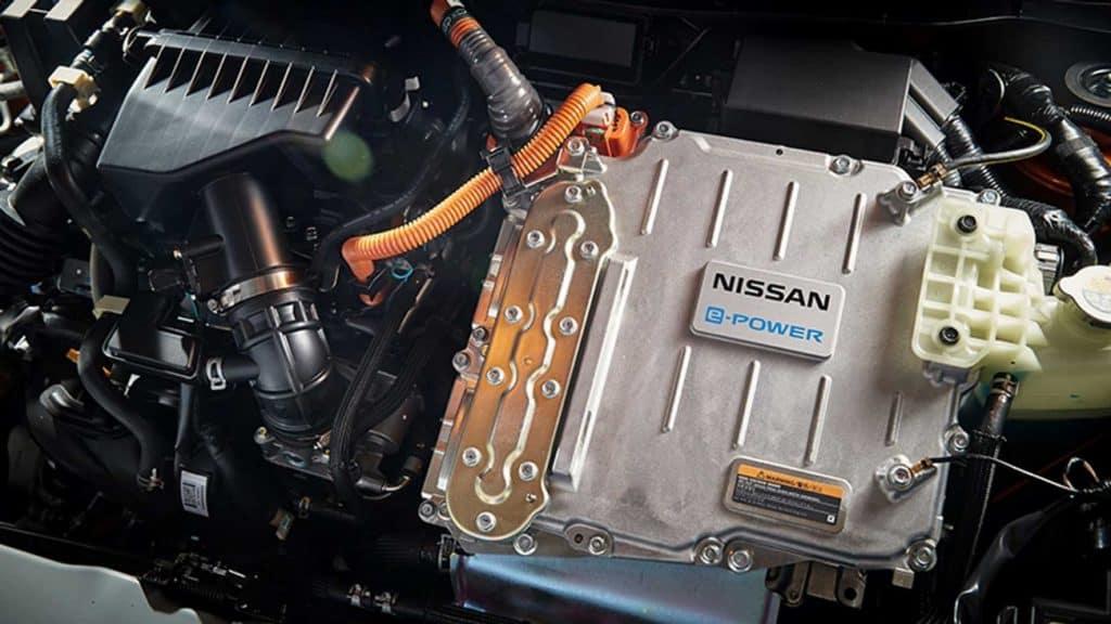 Motor híbrido e-Power, que estreia no Nissan Kicks