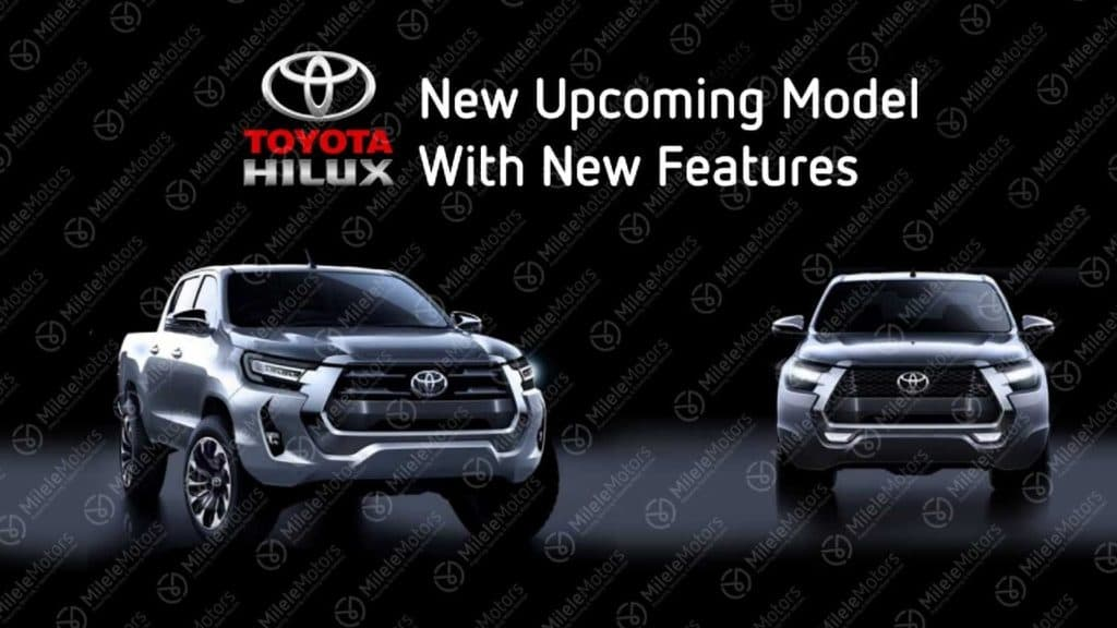 Toyota Hilux picape 2021