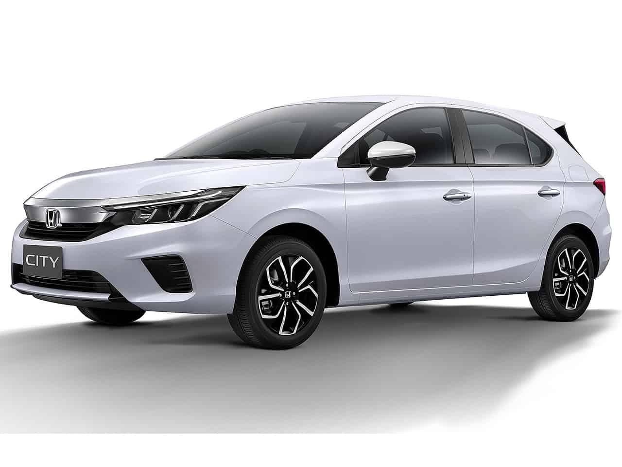 Inédito City hatch deve virar a porta de entrada da Honda no Brasil
