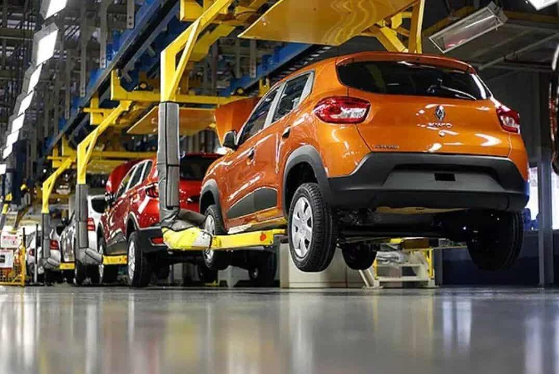 Renault fábrica carros