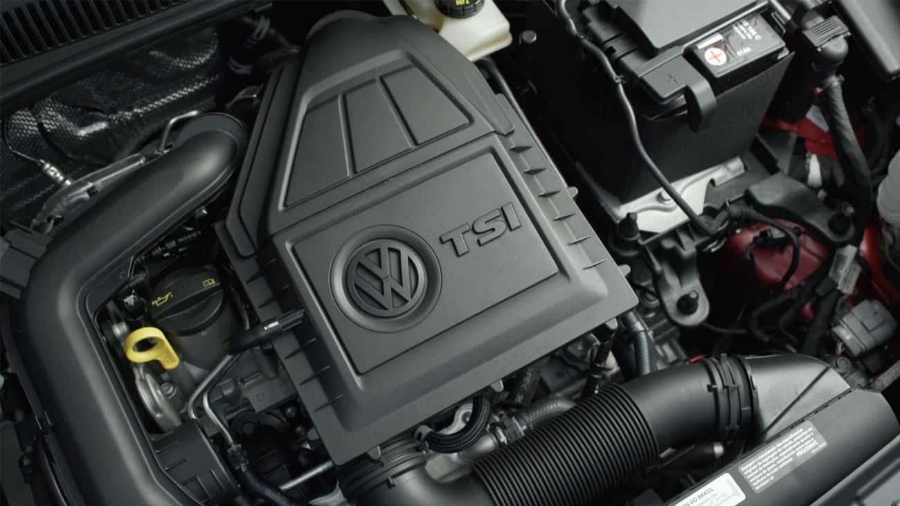 Volkswagen Nivus motor 1.0 turbo